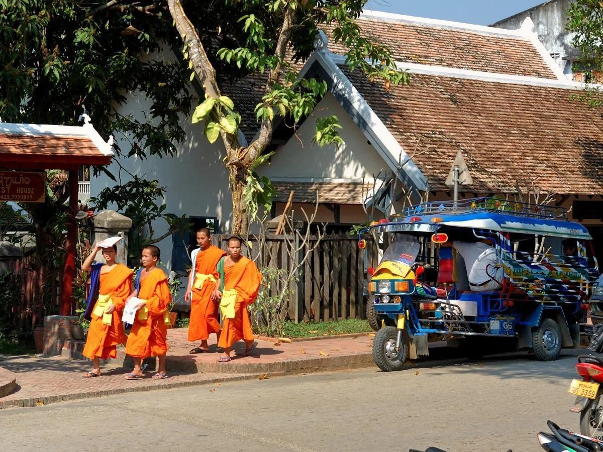 5. Luang Prabang, Laos