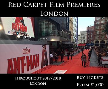 Film Premieres London