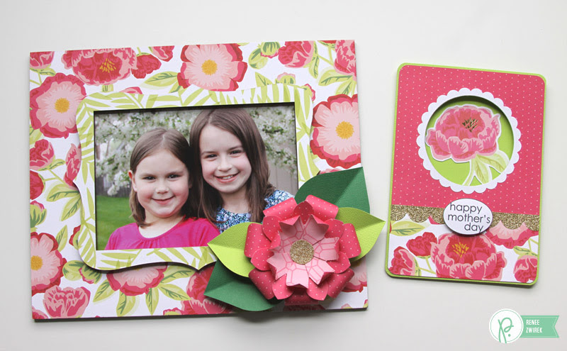 Mothers Day Card And Frame Gift Set Pebbles Inc