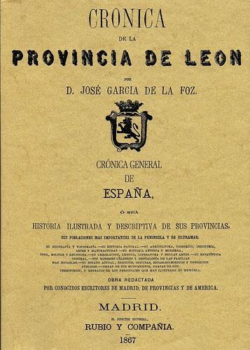 Crónica de la Provincia de León