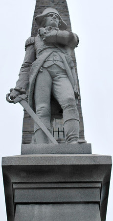 Statue of Col, Seth Warner