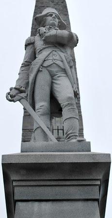 Statue of Col, Seth Warner