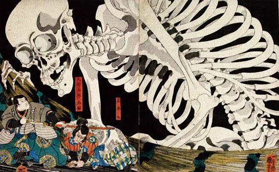 日本の愉快な7種の幽霊を海外のキャラクターに置き換えてみた カラパイア