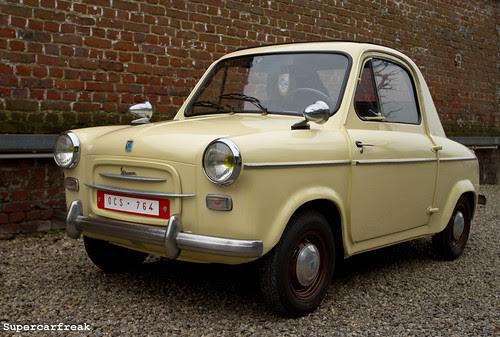 Vespa 400 1957