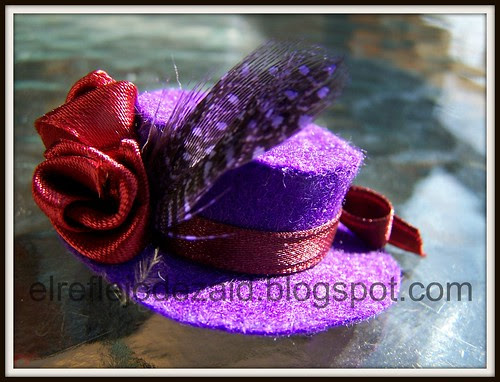 broche minihat by _zaid_