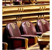 Cadeiras Assembleia da República