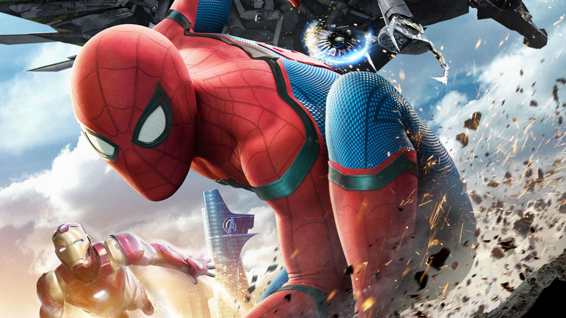 Review: Spider-Man: Homecoming screenshot
