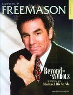 Michael Richards, Kramer, Freemasonry, Freemasons, Freemason