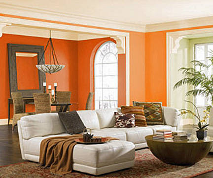 Room Color Combinations For Your Living