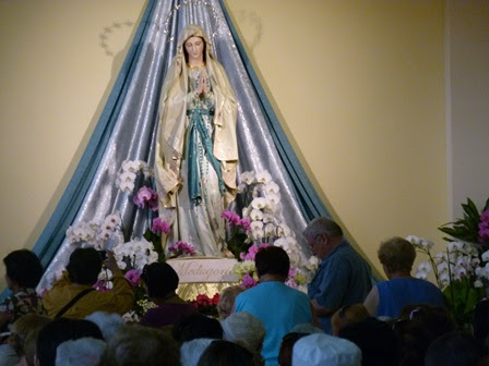 St. James Statue of Our Lady