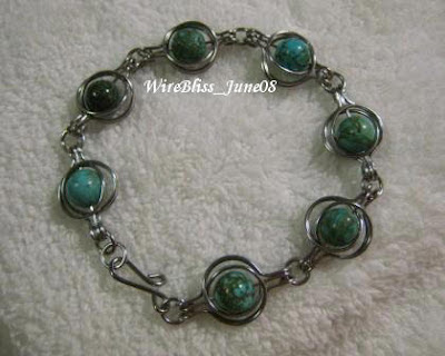 TAW (Twice Around the World) bracelet
