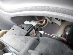 Peugeot 206 indicator repair 2
