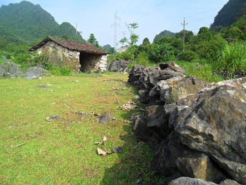 """Độc đáo làng """"đá"""" ở Cao Bằng - 6"""