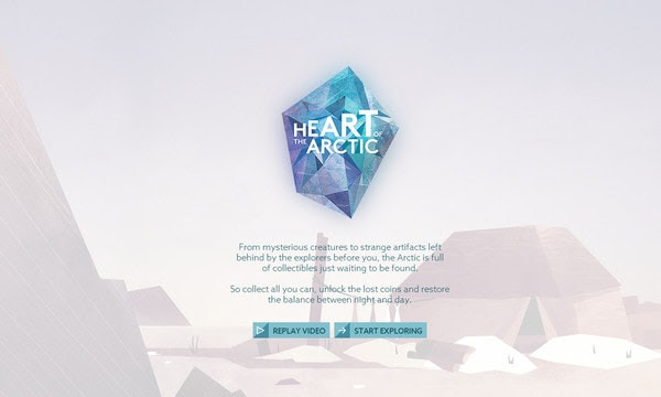Heart of Arctic