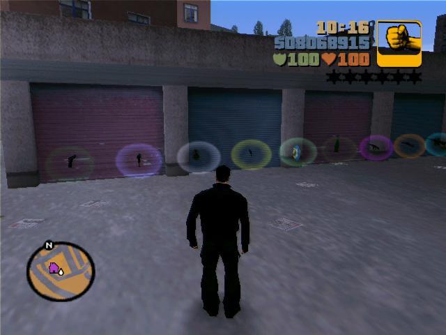 تحميل لعبة GTA 3 pc +  كود وكلمات سر GTA3 مترجمة باللغة العربية + save game