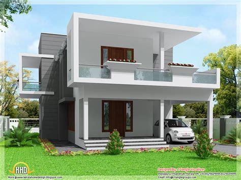 cute modern bedroom home design kerala house plans