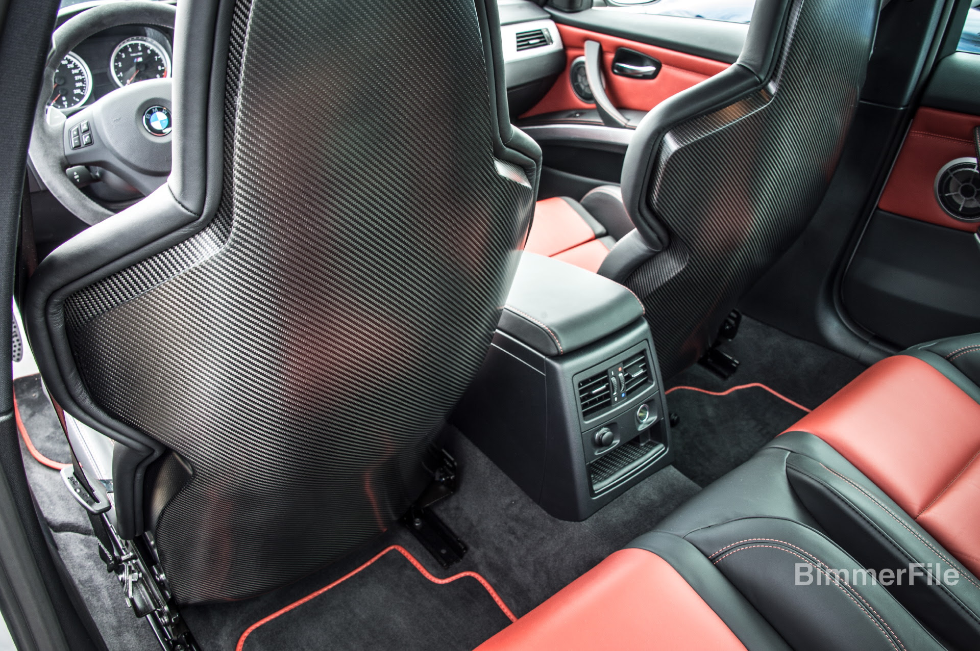 Confirmed Bmw M3m4 To Have Optional Carbon Backed Seats Bimmerfile