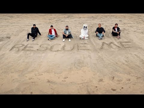 "Marshmello - ""Rescue Me"" Ft. A Day To Remember"