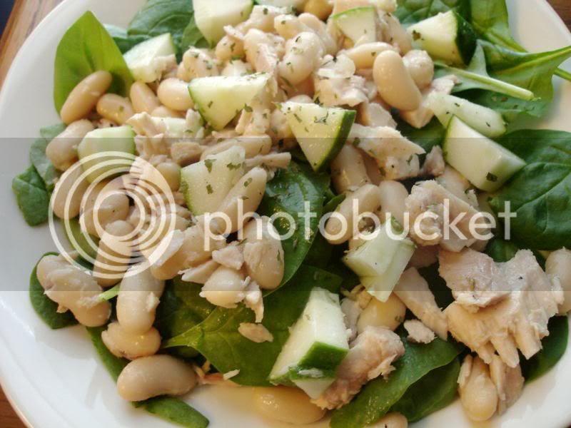 Tuscana Tuna Bean Salad