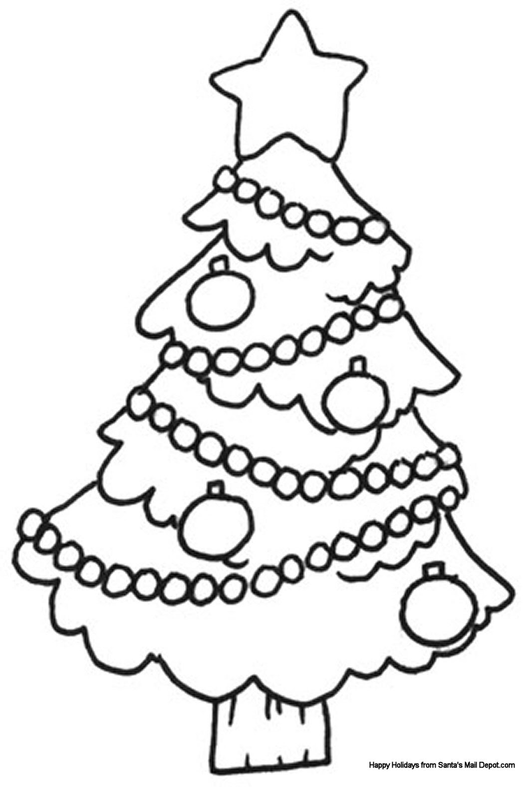 Easy Coloring Pages For 4 Year Olds at GetColorings.com ...