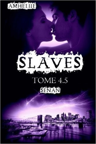 Couverture Slaves, tome 4.5 : Senan