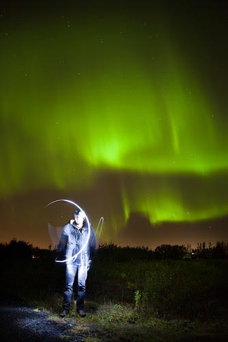 Aurora Borealis - Heiðmörk #4
