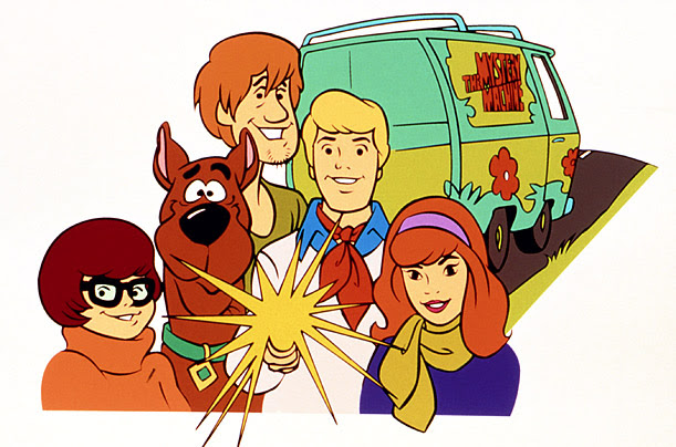 The Mystery Machine Top 10 Fictional Cars Time