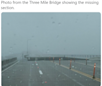 Hurricane Sally topples crane, wrecking huge piece of new Florida bridge, photos show