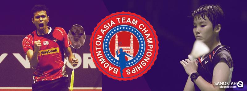 Badminton Berpasukan Asia 2016