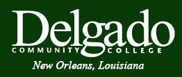 Delgado Community College_logo