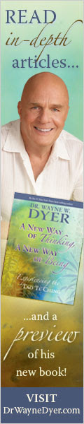 Wayne Dyer - Buy now and get a free gift 120x600