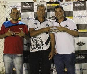 Nelson Vasques e Breno Reis, Mixto (Foto: Assessoria/Mixto EC)
