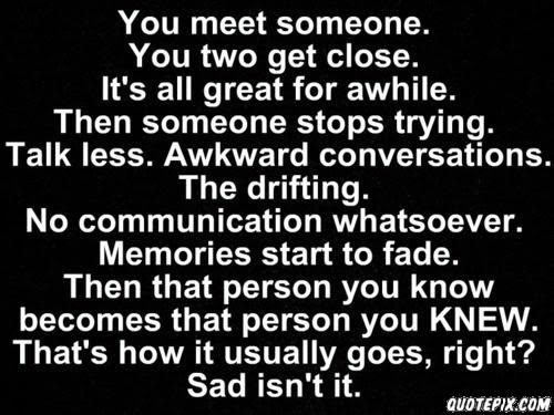 Quotes About Loss Of Friendship 11 Quotesbae