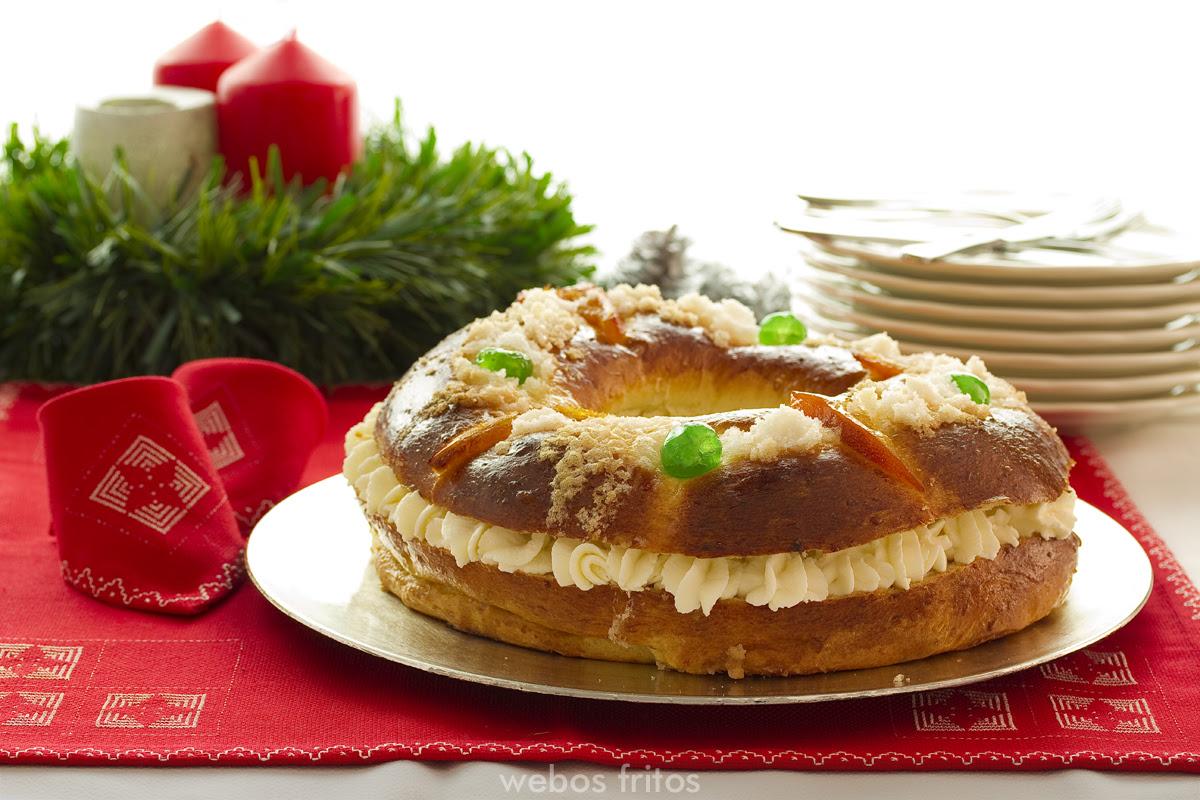 Resultado de imagen de Roscón de Reyes