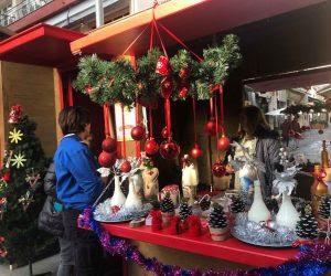 Ήγουμενίτσα: Χριστουγεννιάτικα σπιτάκια δραστηριοτήτων για όλους στον πεζόδρομο της Γρ.Λαμπράκη