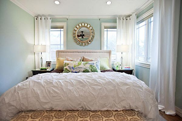 How To Decorate A Long Narrow Bedroom