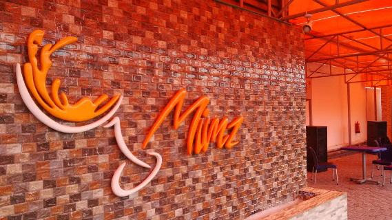 They say Ini Edo is the owner of this Multi-Million Naira Night Club In Lagos
