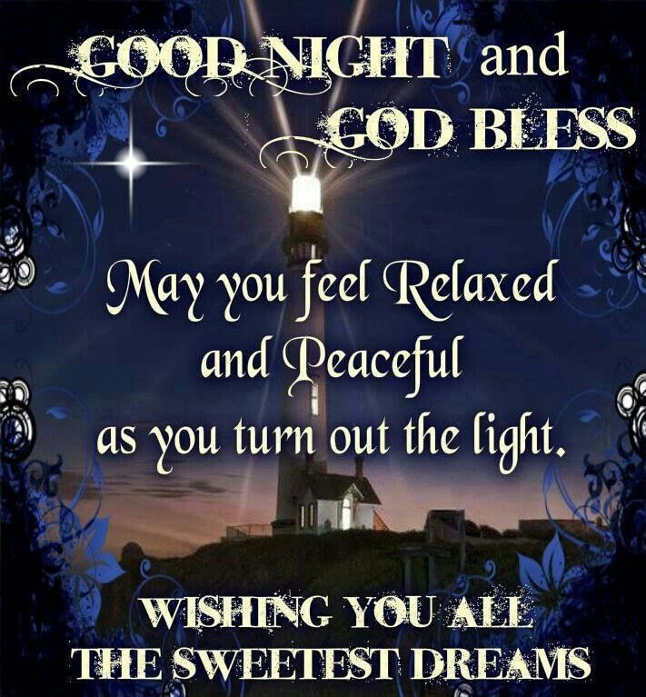 Good Night And God Bless Pictures Photos And Images For Facebook