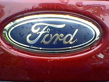 English: Logo Ford Fiesta Português: Logo Ford...