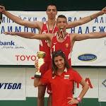 Левски София с титлата в плажния волейбол на олимпийския фест - Стандарт