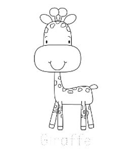 Jungle Animal Coloring Pages to Print | AllFreeKidsCrafts.com