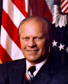 Gerald Ford was born Leslie Lynch King, Jr. He legally changed his name to that of his step father when he was 22 years old