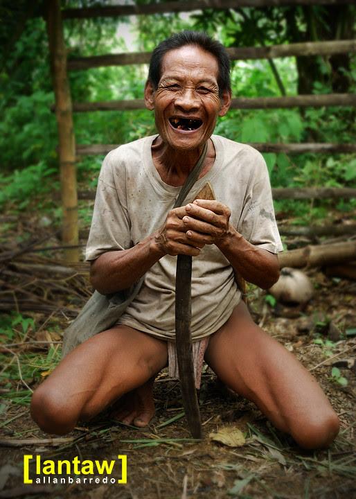 Hanunoo Mangayan Elder #5