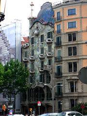 Casa Batlló- Gaudí