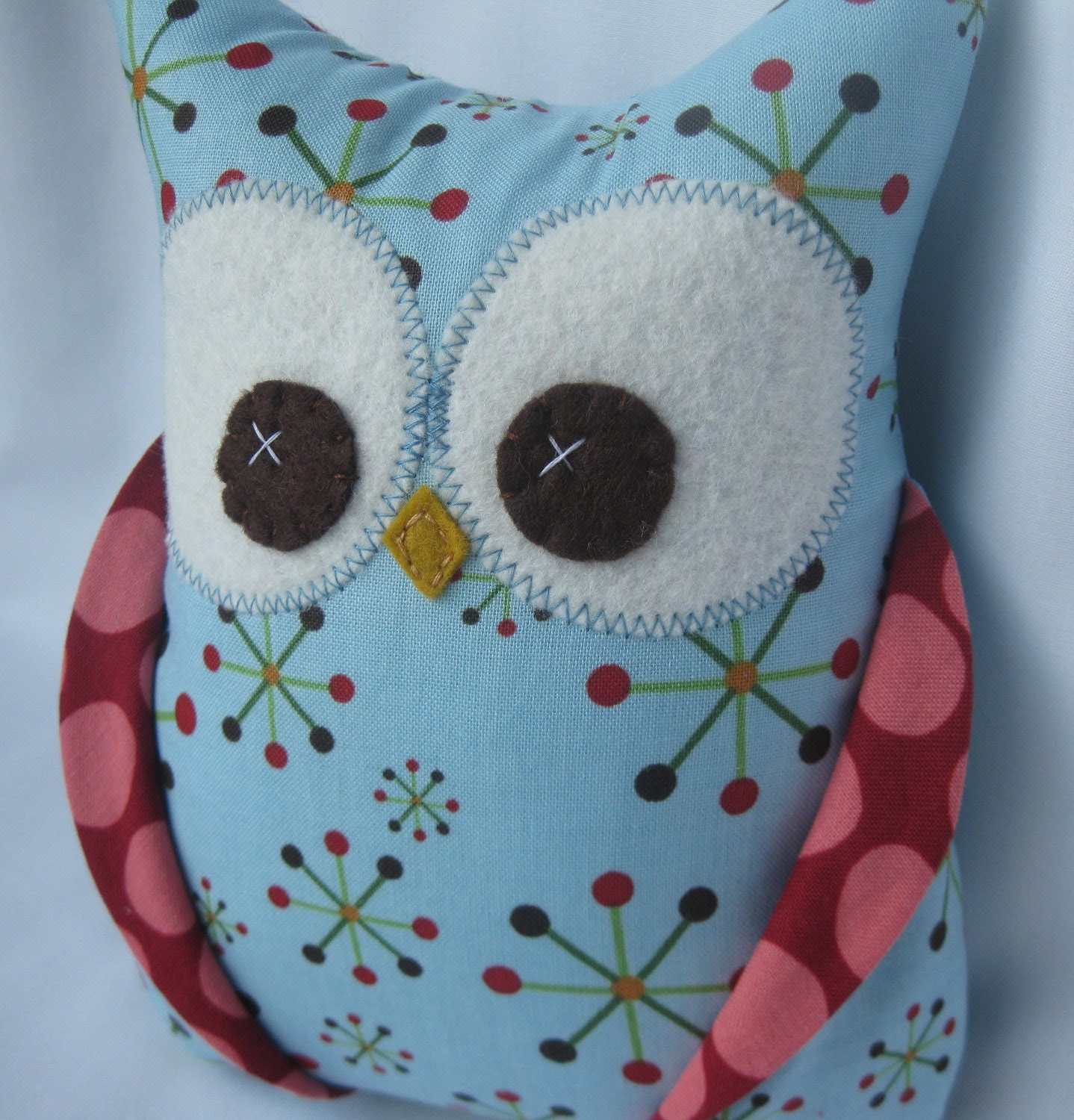 Small Plush Owl Riley Blake