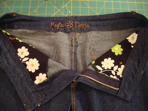 J Stern Jeans day 3 in progress