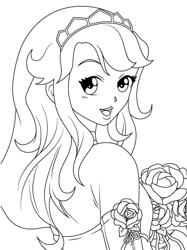 8600 Anime Eyes Coloring Pages Images & Pictures In HD
