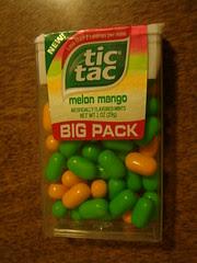 Melon Mango TicTacs