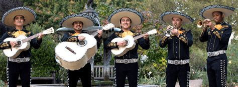 Mariachi Bands to Book or Hire for Weddings and Events