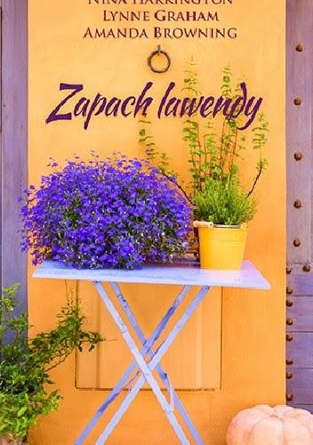 Okładka książki Zapach lawendy